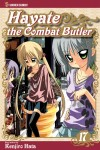 Hayate the Combat Butler Manga Volume 17