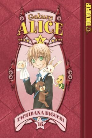 Gakuen Alice Volume 16