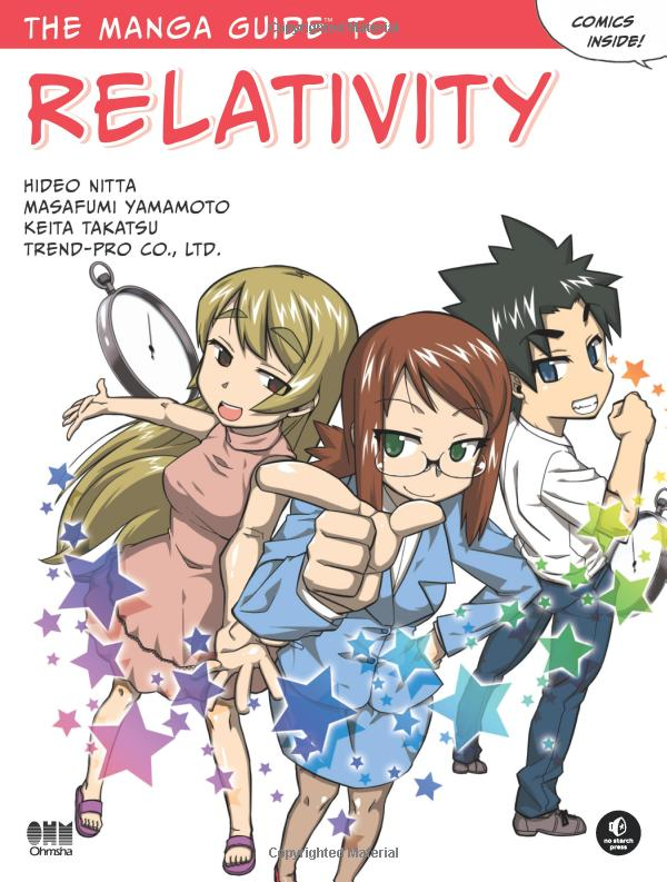 Manga Guide to Relativity