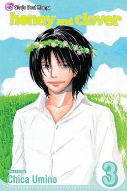 Honey and Clover Manga Volume 3