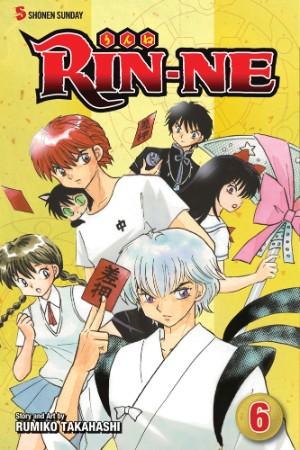 RIN-NE Manga Volume 06