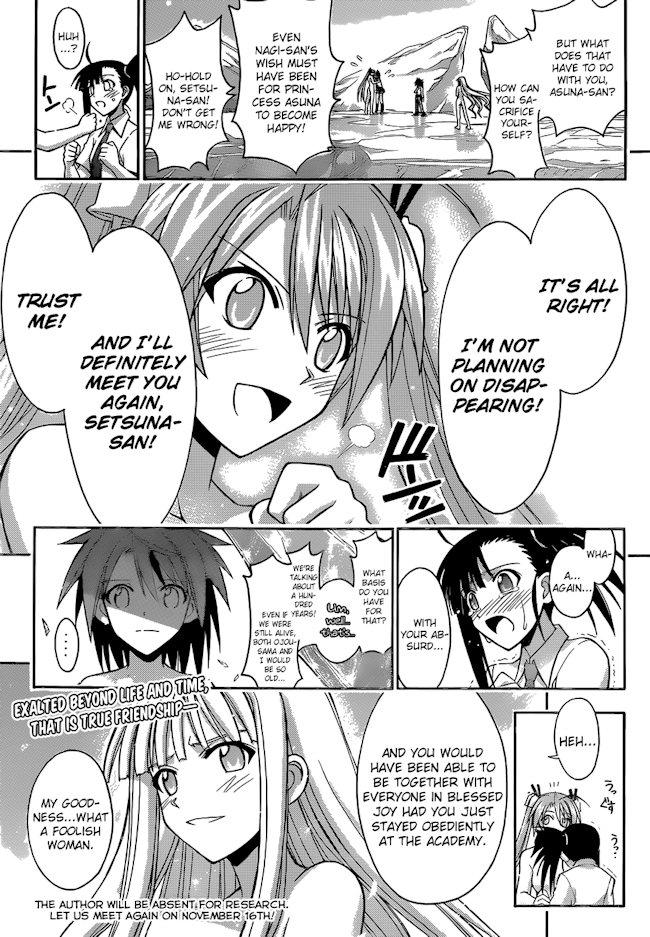 Negima! Manga Vol 37 Ch 343