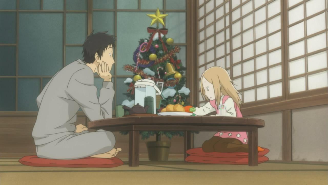 Usagi Drop episode 3.5