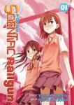 A Certain Scientific Railgun Vol. 01 Manga Review
