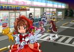 Cardcaptor Sakura vs. Puella Magi Madoka Magica