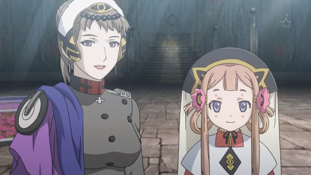 Last Exile: Fam, the Silver Wing - 15