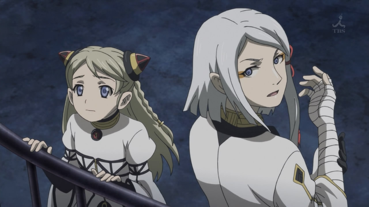Last Exile: Fam, the Silver Wing - 17