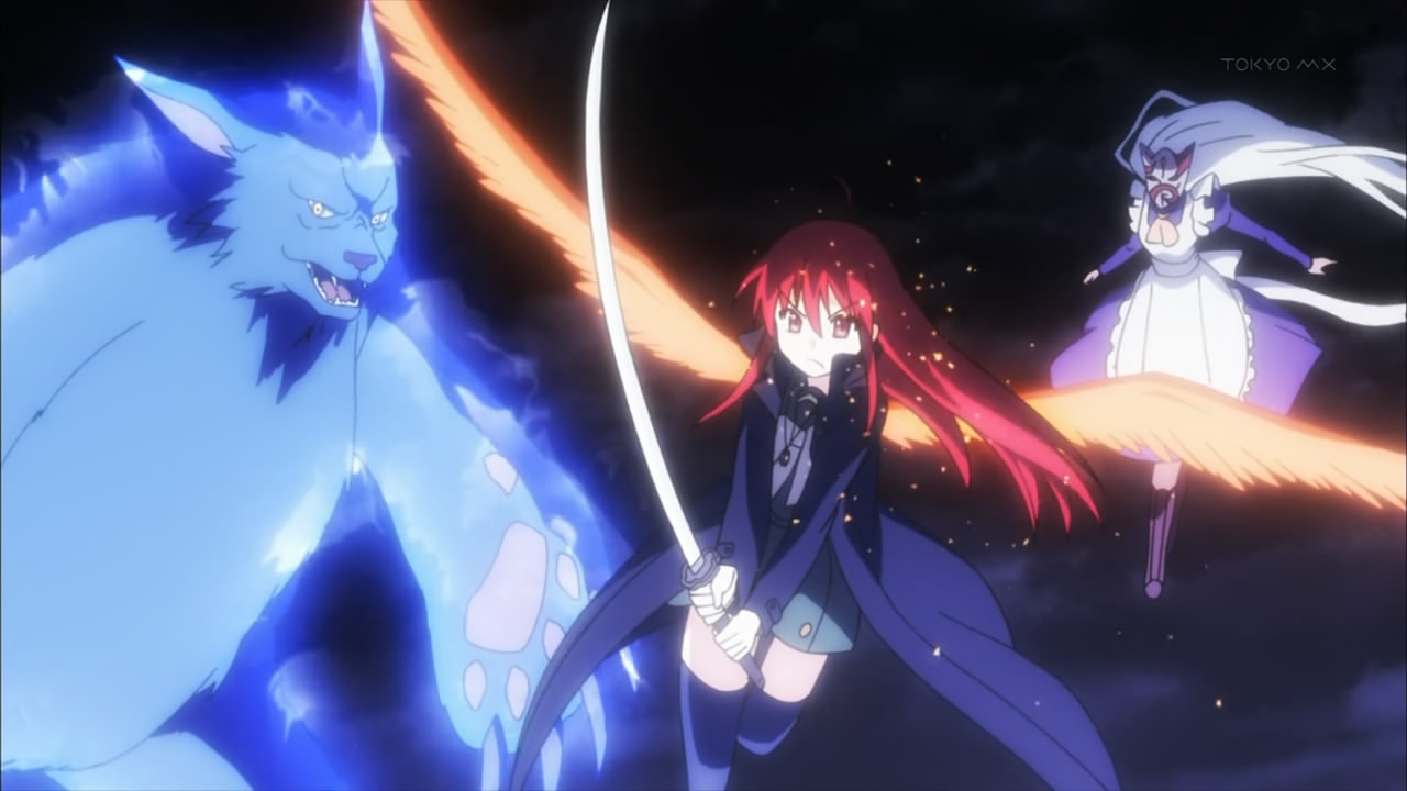 Shakugan no Shana III (Final) - 21