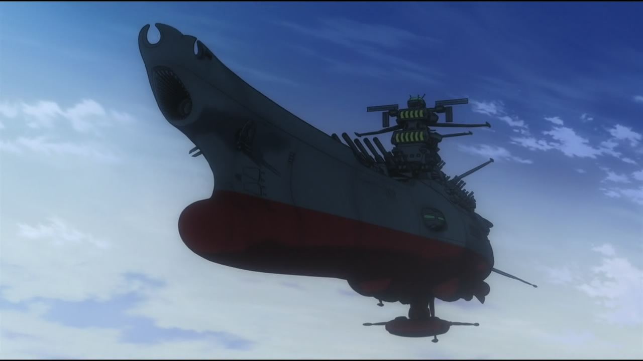 First Look: Space Battleship Yamato 2199 - A Must See for 2013!