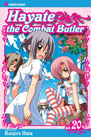 Hayate the Combat Butler Volume 20