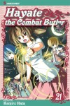 Hayate the Combat Butler Manga Volume 21
