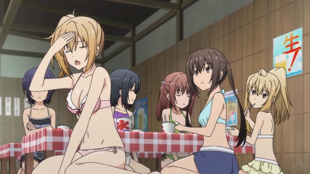Minami-ke Natsuyasumi OVA