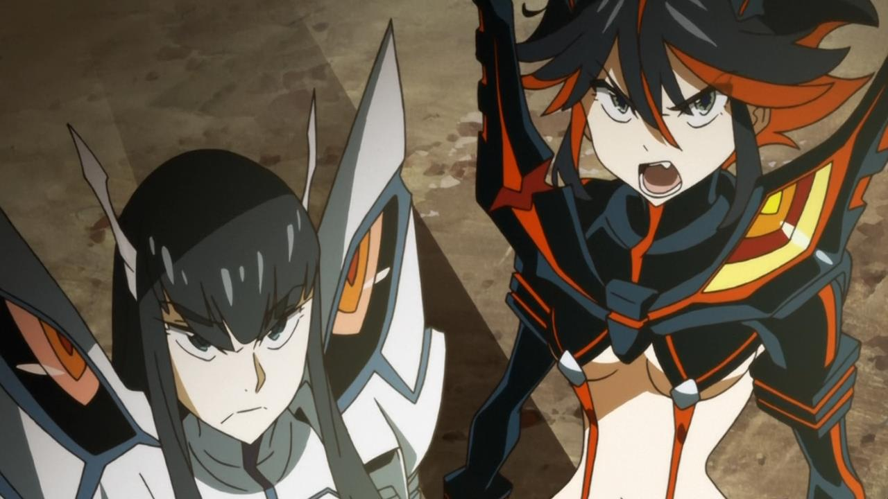 KILL la KILL Episode 23