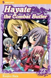 Hayate the Combat Butler Volume 23
