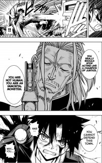UQ Holder Chapter 27 Manga Review