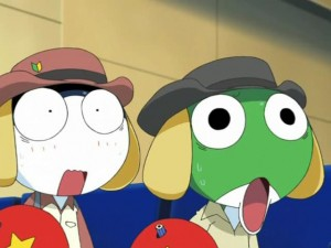 Keroro Gunsou Episode 113