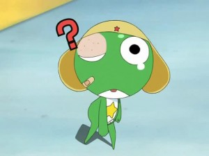 Keroro Gunsou Episode 112