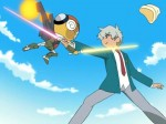 Keroro Gunsou Episode 112 (How a human boy defeated an alien invader.)