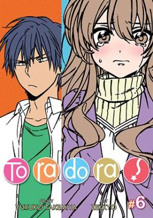 Toradora! Manga Volume 06