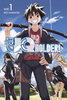 UQ Holder Volume 01