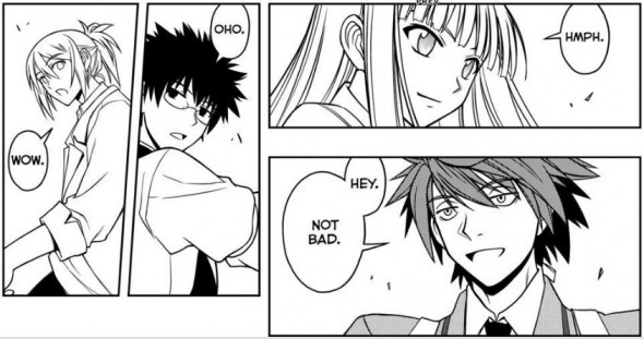 UQ Holder Chapter 29 Manga Review