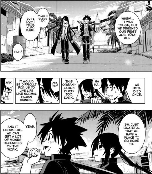 UQ Holder Chapter 31 Manga Review