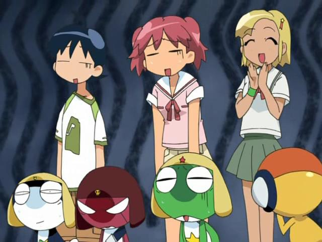 Keroro Gunsou Episode 114