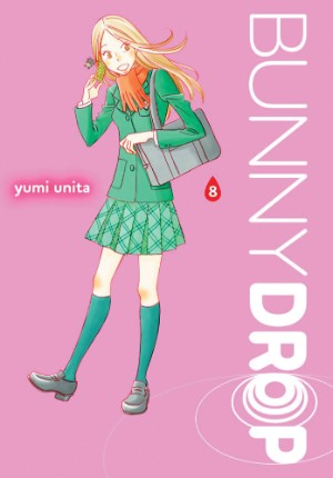 Bunny Drop Manga Volume 8