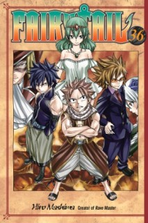 Fairy Tail Volume 36