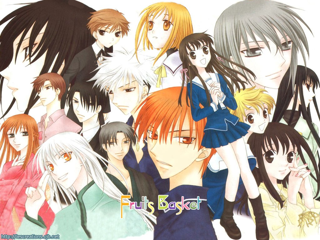 Fruits Basket Zodiac