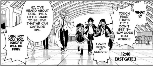 UQ Holder Chapter 36 Manga Review