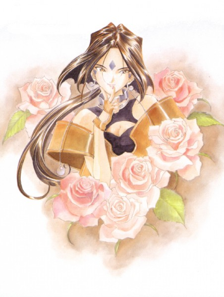 Ah! My Goddess - Peorth