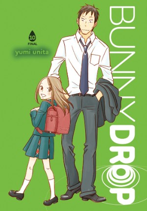 Bunny Drop Manga Volume 10