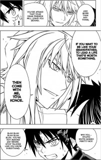 UQ Holder Chapter 37
