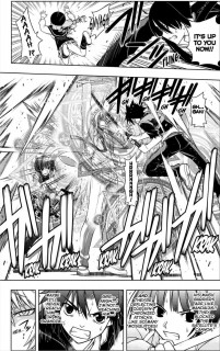 UQ Holder Chapter 38 Manga