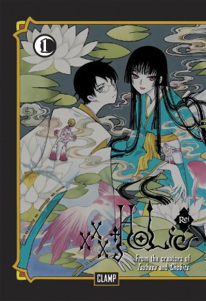 xxxHOLiC Rei Volume 1 Manga Review