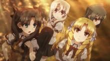 Fate/kaleid liner Prisma Illya 2wei! - 01