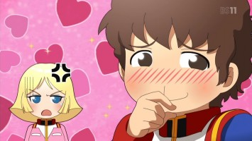 Mobile Suit Gundam-san - 02