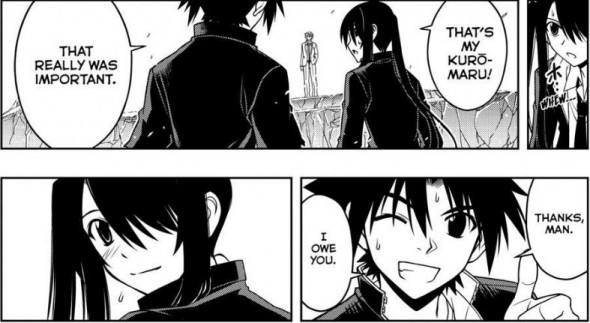 UQ Holder Chapter 42 Manga Review