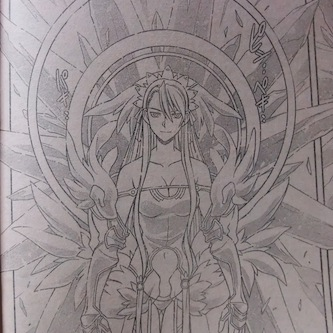 UQ Holder Chapter 41 SPOILER
