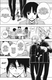 UQ Holder Chapter 44