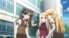 Fate/kaleid liner Prisma Illya 2wei! - 08
