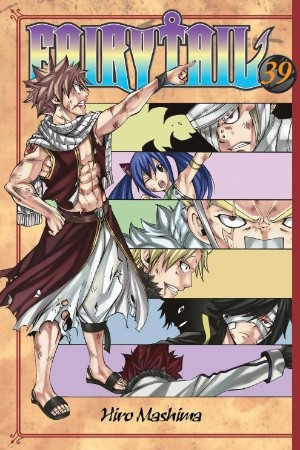 Fairy Tail Volume 39