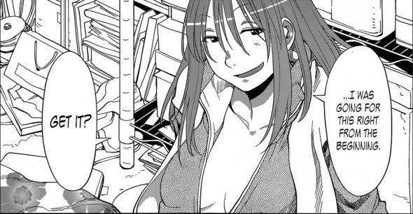 Genshiken Nidaime Chapter 103