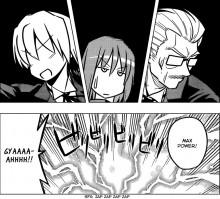 Hayate the Combat Butler Chapter 465