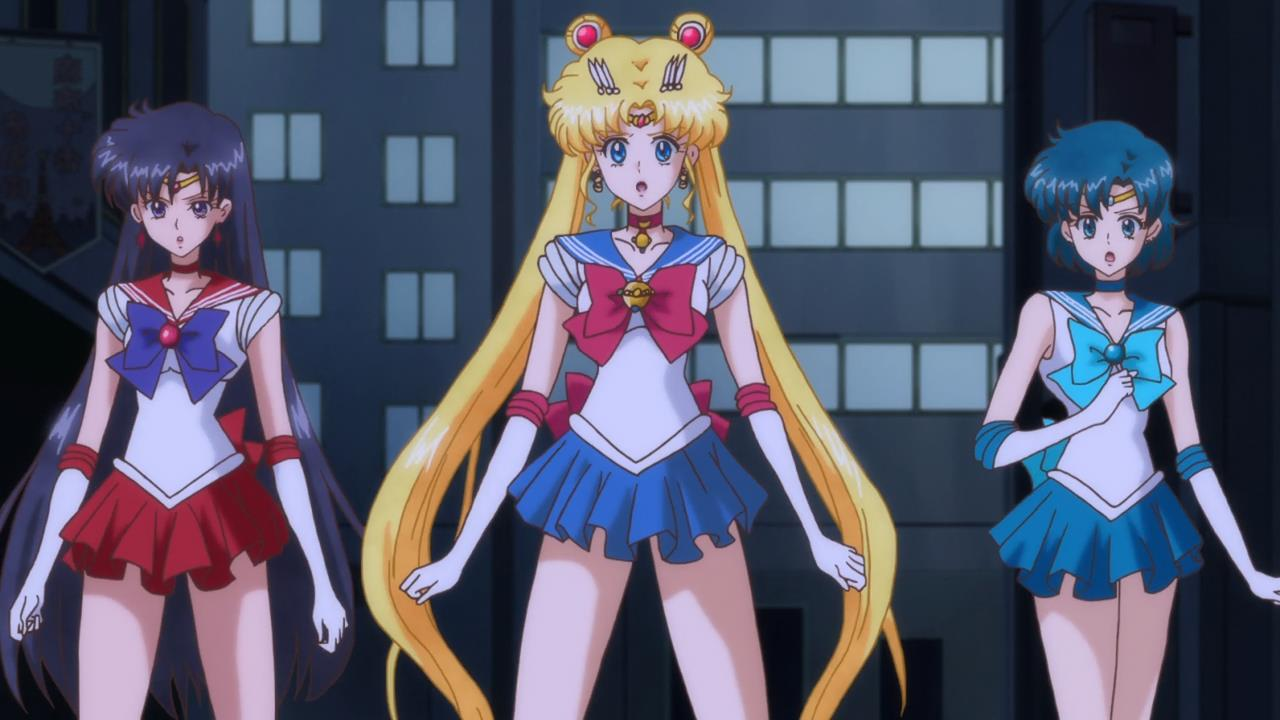 sailor moon crystal season 3 napisy pl - Anime ...