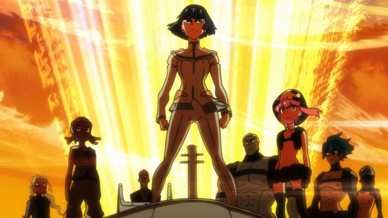 KILL la KILL Episode 25