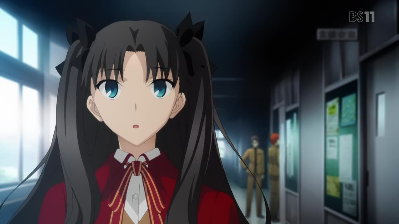 Fate Stay Night Unlimited Blade Works 00 An Awesome