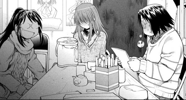 Genshiken Nidaime Chapter 104
