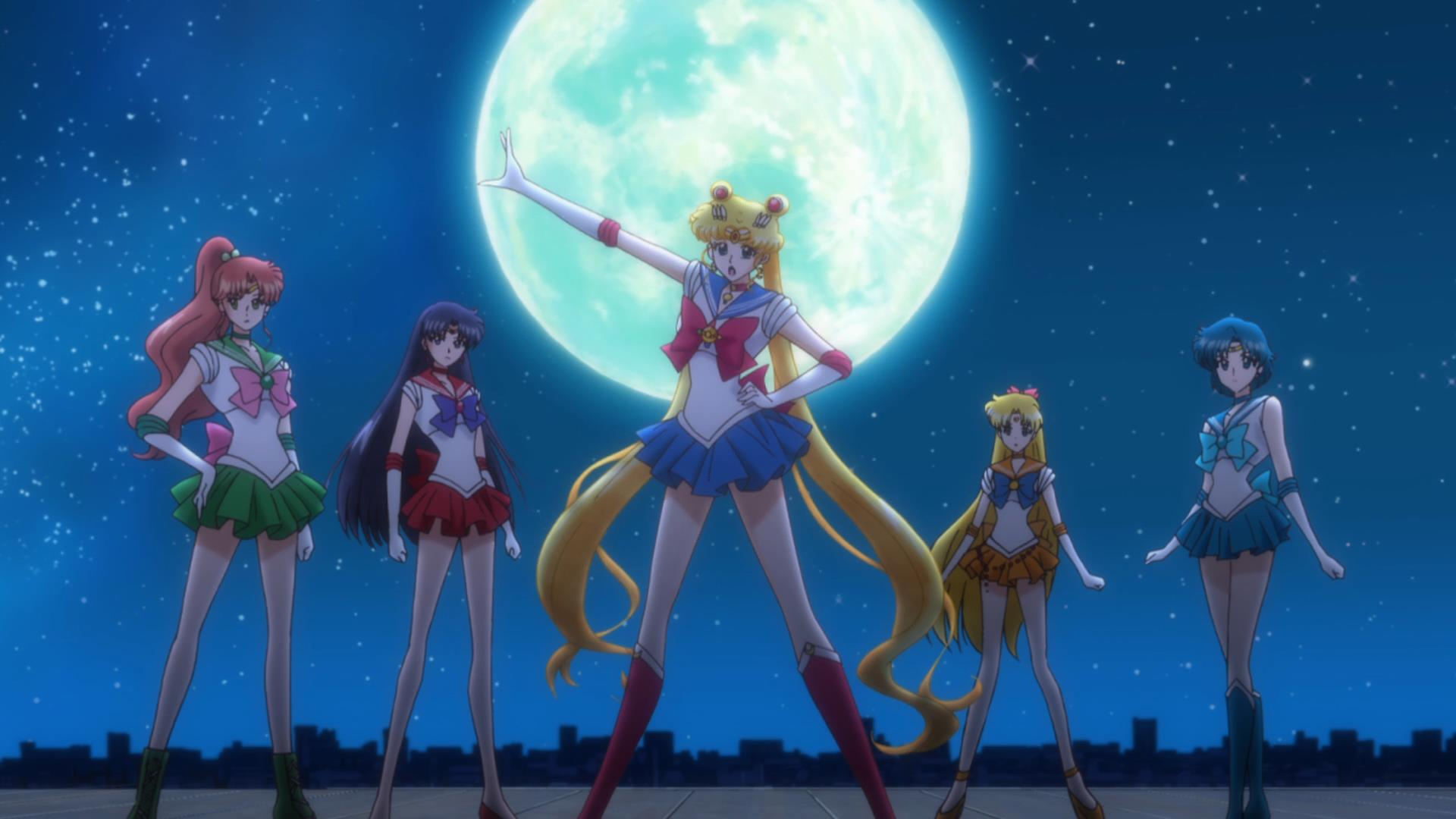 Sailor Moon Crystal - 08